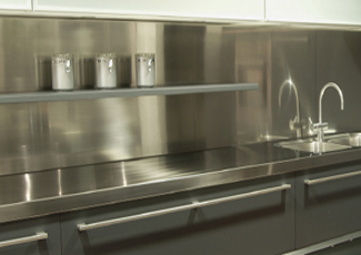 Stainless Steel Countertops - Lawrenceburg, KY