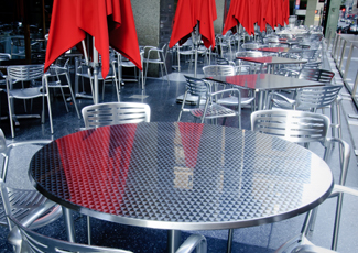 Stainless Steel Tables - Fayette, KY