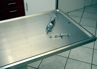 Stainless Steel Tables - Lexington, KY