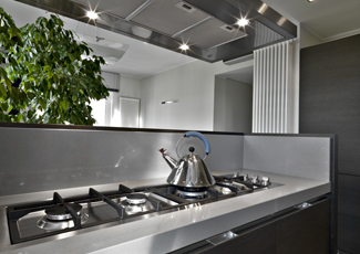 Stainless Steel Islands - Lexington, KY Stainless Countertops