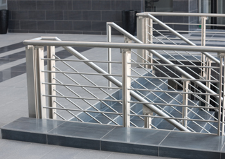 Stainless Steel Handrails - Clean Room Table Lexington, KY